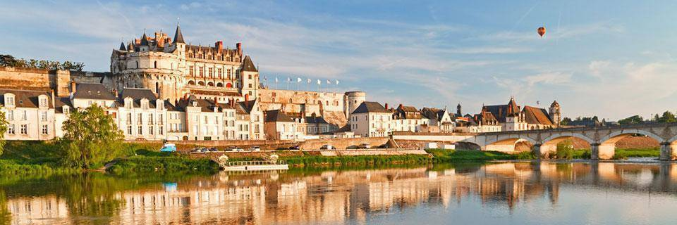 The Loire river in France