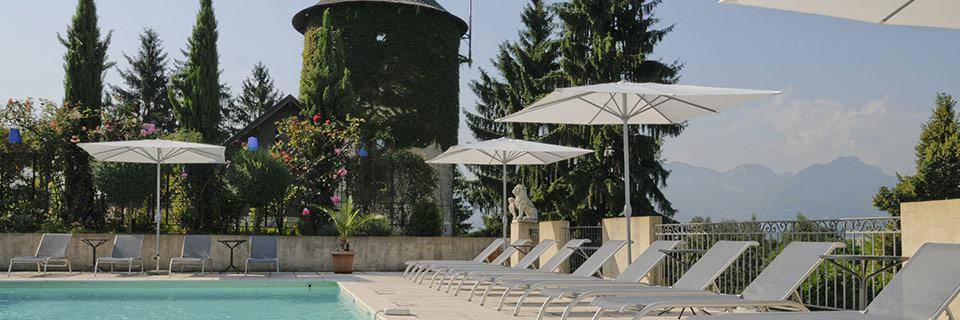 Chateau de Candie, Swimming Pool, Madame Vacances