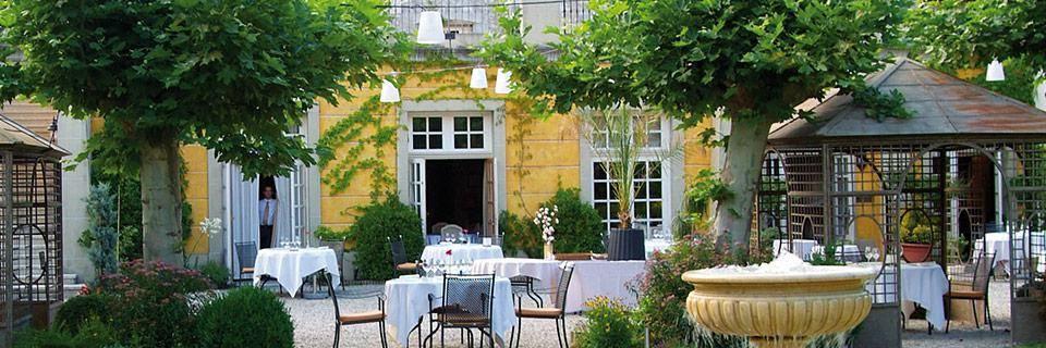 Chateau de Candie, Dining, Madame Vacances