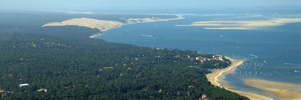 Beaches at Arcachon