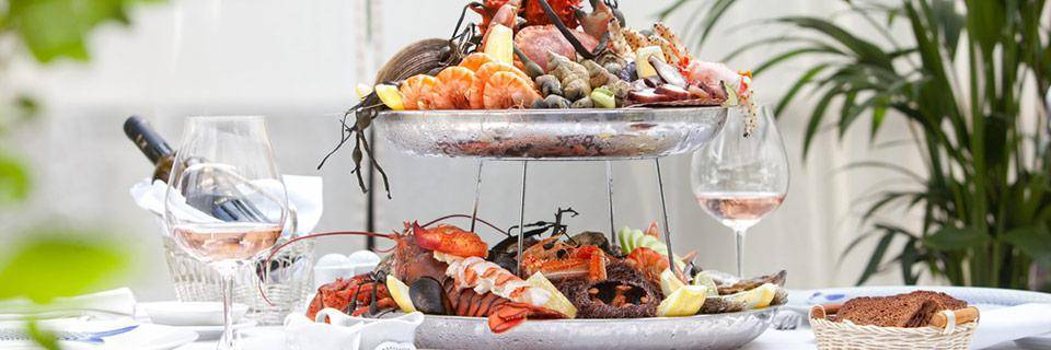 Fruits de Mer in Brittany