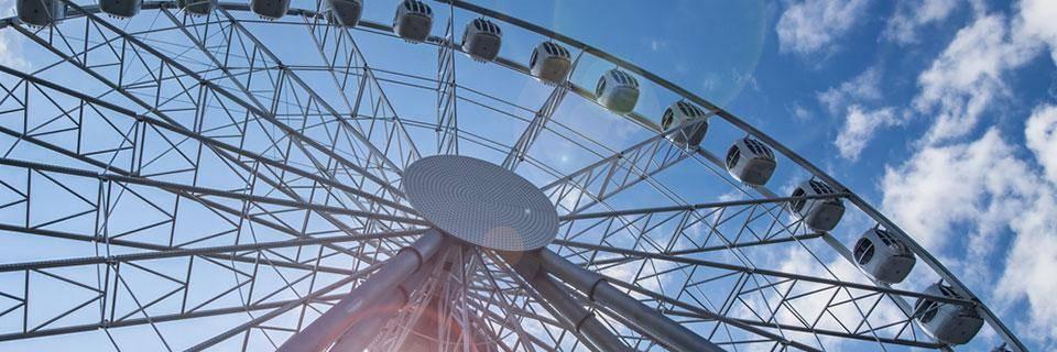 The Big Wheel, St Jean de Monts