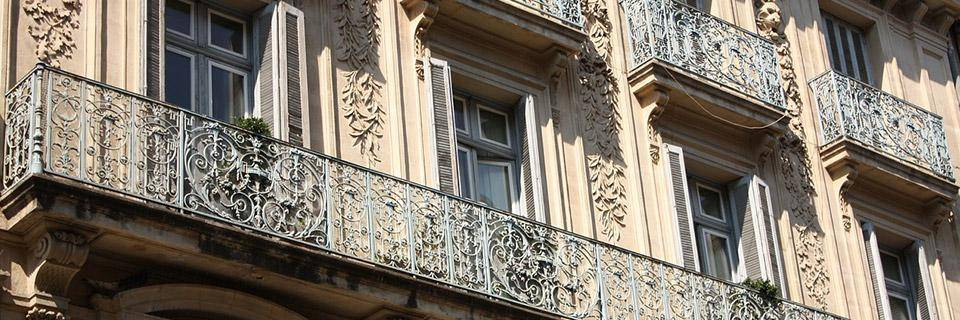 Montpellier architecture