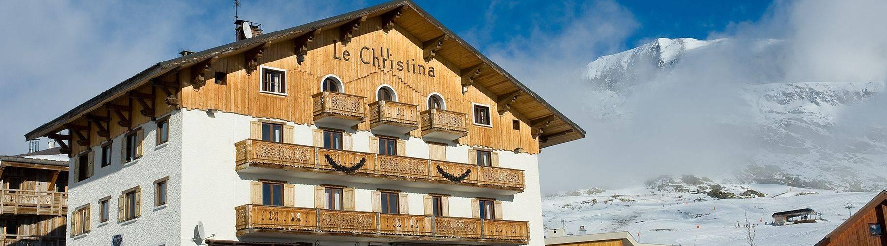 Alpe d'Huez hotel Christina