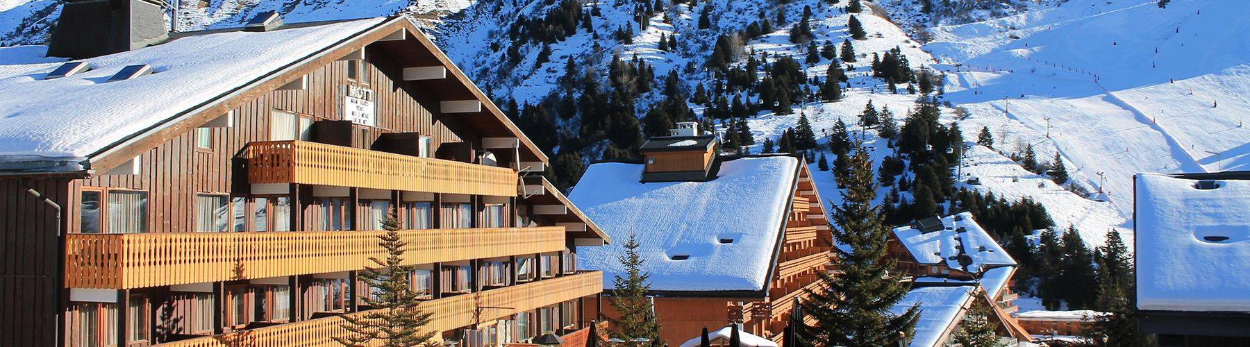 Madame Vacances Hotel Le Mottaret